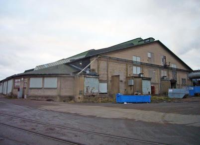 Ljungberg Hall