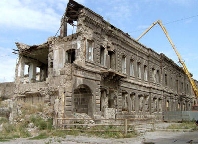 World Monuments Fund: Kumayri District, Alexandrapol