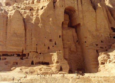 World Monuments Fund: Buddhist Remains of Bamiyan