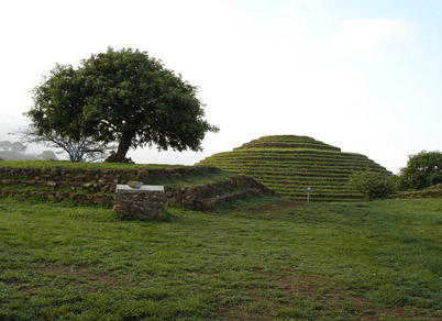 Teuchtitlán-Guachimontones Archaeological Zone