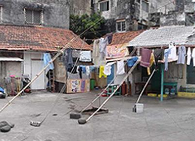 Huaca Historic Neighborhood
