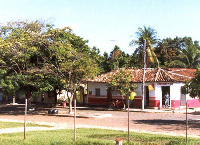 World Monuments Fund: Porangatu Historic District