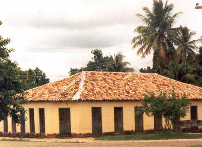 World Monuments Fund: Porangatu Historic District