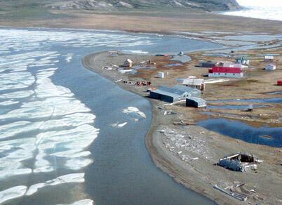 World Monuments Fund: Herschel Island