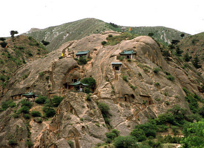 World Monuments Fund: Xumishan Grottoes