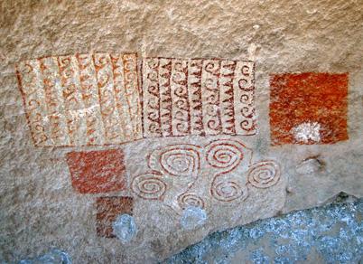Macusani-Corani Rock Art