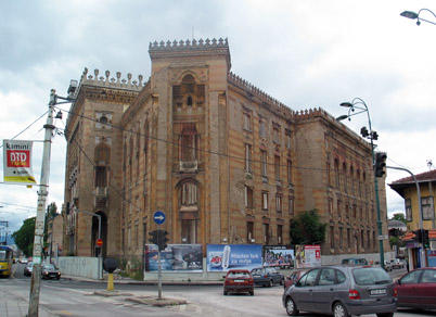 World Monuments Fund: Sarajevo City Hall