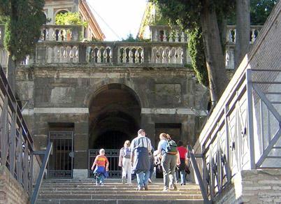 World Monuments Fund: Farnese Nymphaeum