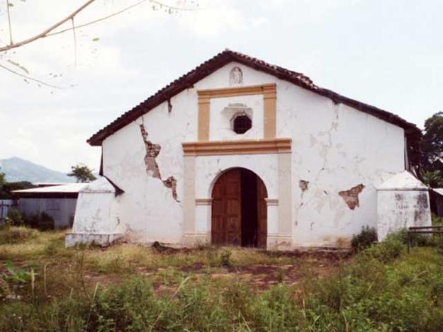 San Miguel Arcángel and Santa Cruz de Roma