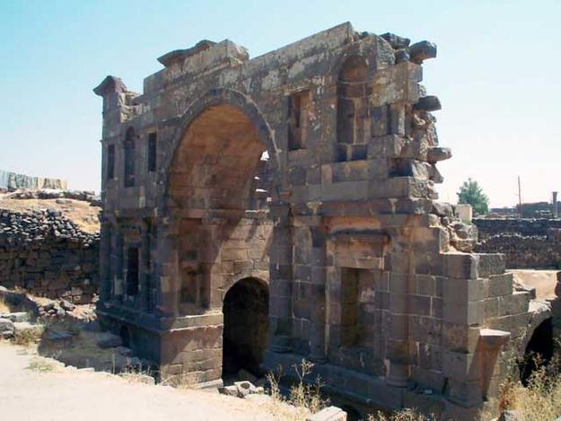 Bosra Ancient City