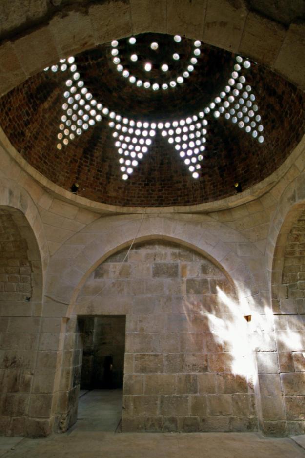 Dome in the interior, 2003