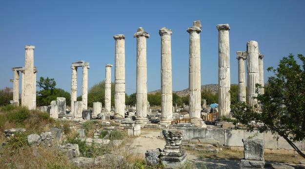 Temple of Aphrodite, 2014
