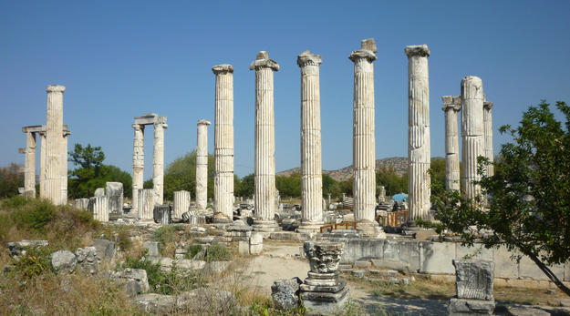 Temple of Aphrodite, 2014