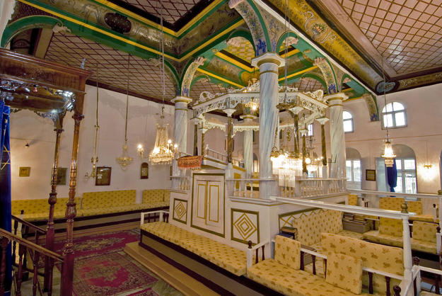 Ark of the Bikur Holim Synagogue , 2005