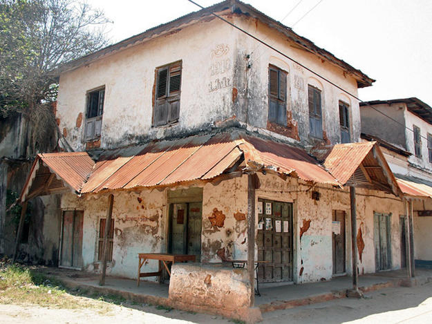 Pangani Historic Town