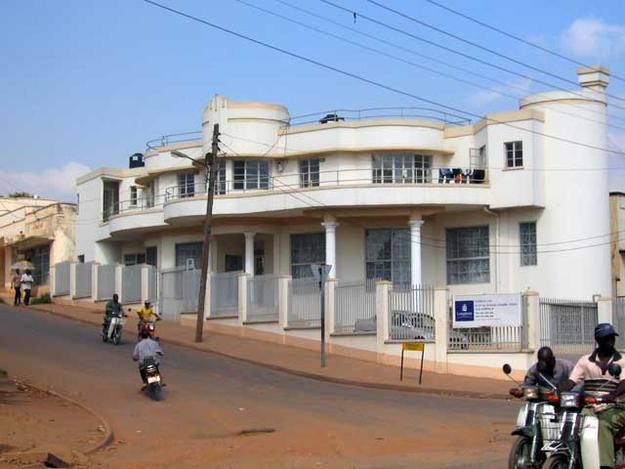 Kampala Historic Buildings