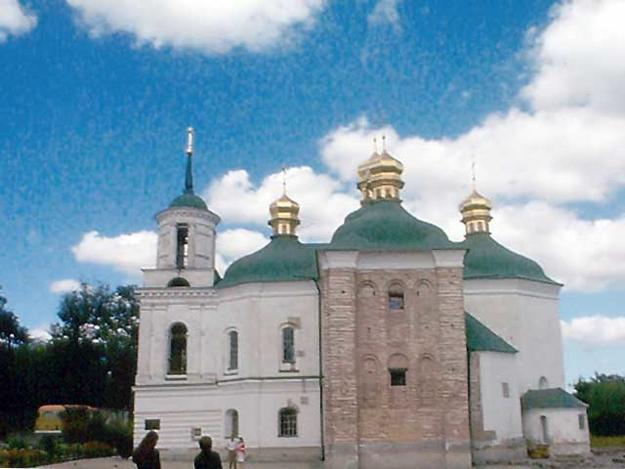Church of our Savior of Berestove