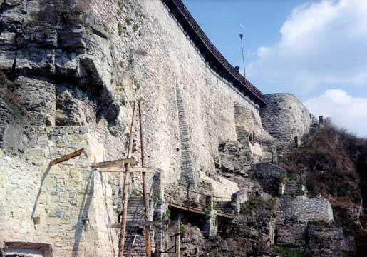 Kamyanets-Podilsky Castle Bridge