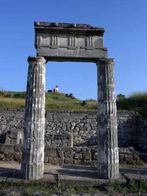 Panticapaeum Ancient City
