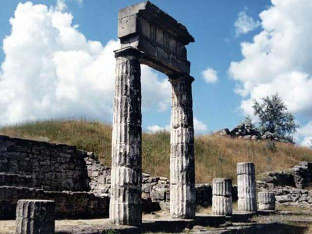 Panticapaeum Ancient City