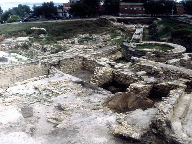 Tyras-Belgorod Fortress