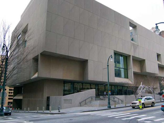 Atlanta-Fulton Central Public Library
