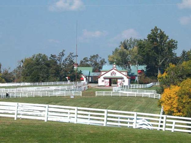 Bluegrass Cultural Landscape of Kentucky