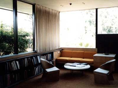 Vdl research house ii world monuments fund for The family room research