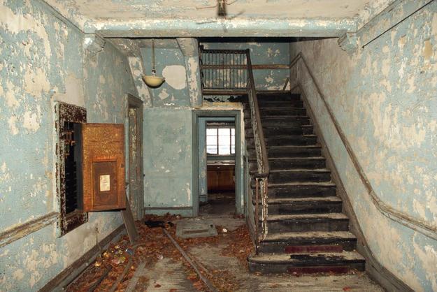Superintendent's residence, 1995