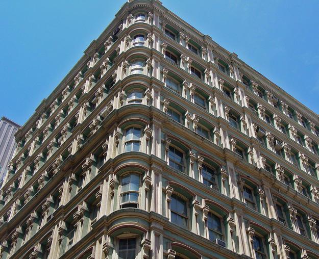 The Bennett Building, 2003