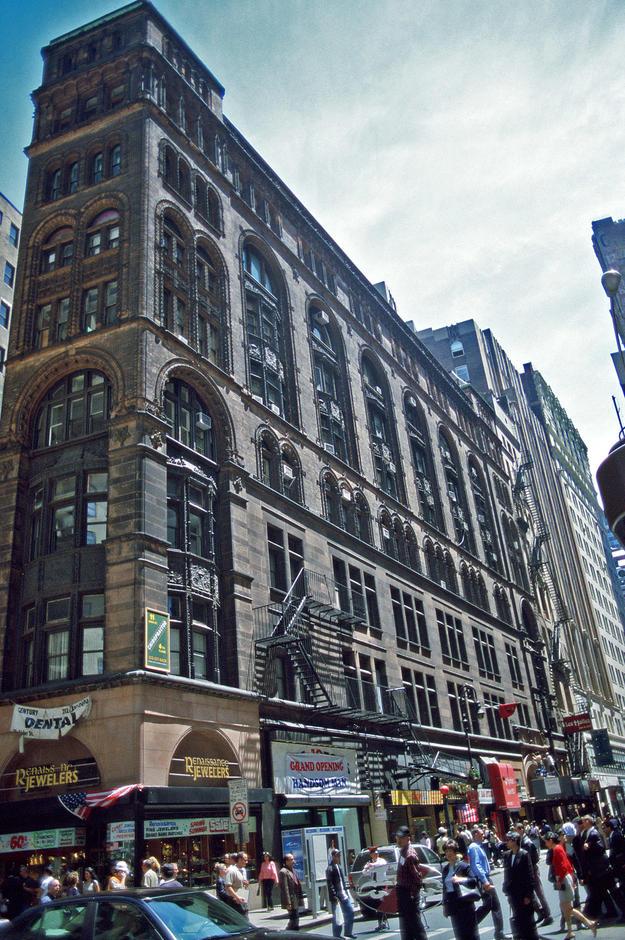 The Corbin Building at 11 John Street, 2003