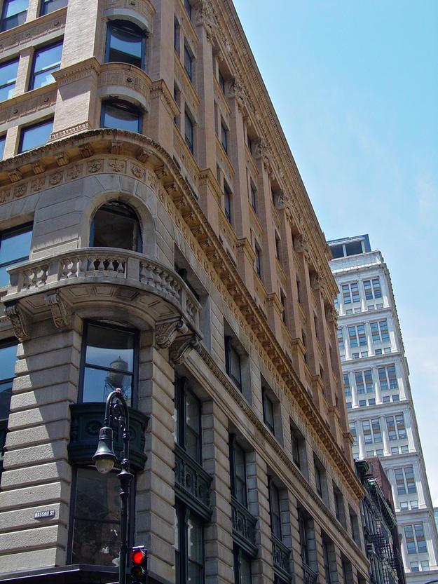 Fulton Building, 2003
