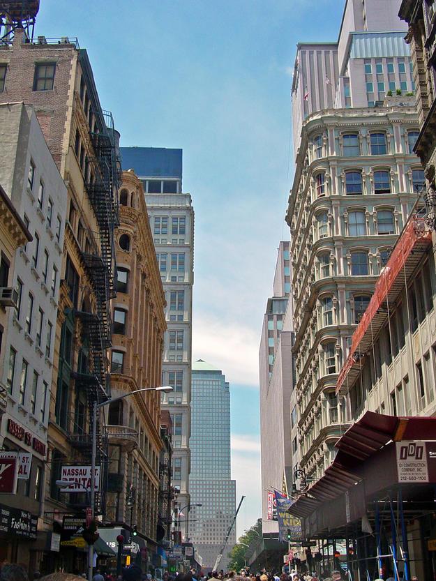 Fulton Street, 2003
