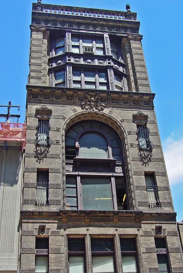 Keuffel & Esser Headquarters Building , 2003