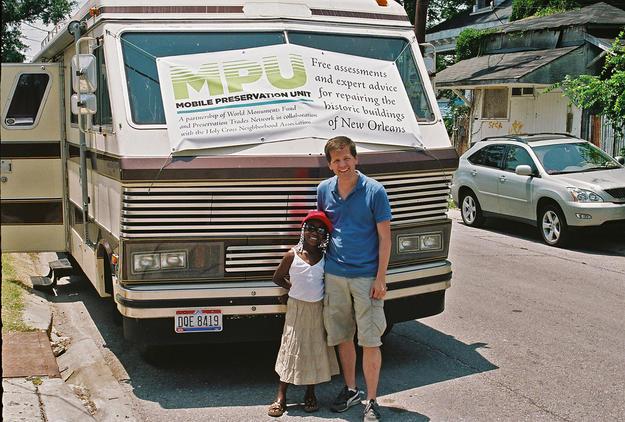 Mobile Conservation Unit, 2006