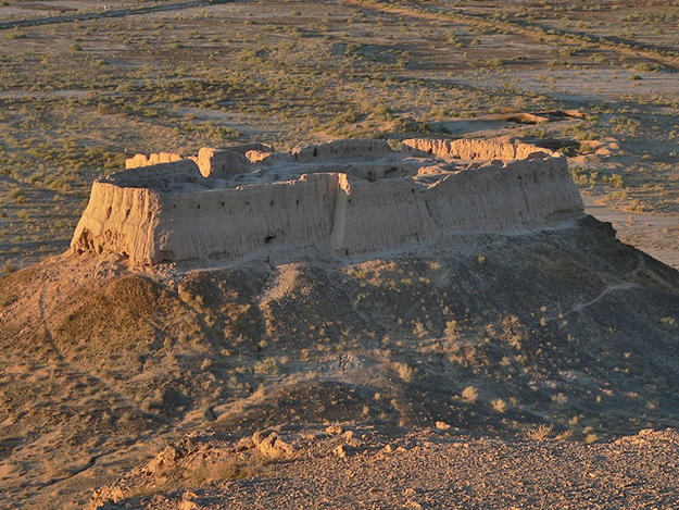 Desert Castles of Ancient Khorezm