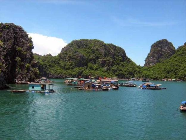 FISHING VILLAGES OF Hạ LONG BAY