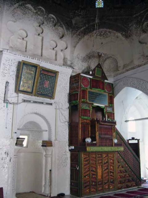 MOSQUE AND HAMMAM AL-MUDHAFFAR