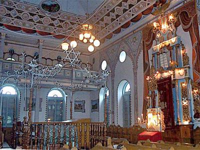 Piatra Neamt Synagogue