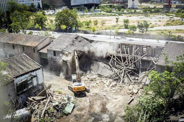 Demolition, 2016