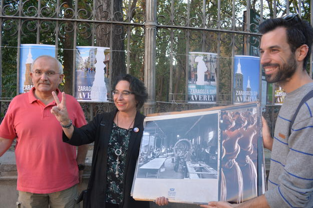 As part of Watch Day, local advocates shared images of sculptures and works of art that had been created at Averly.
