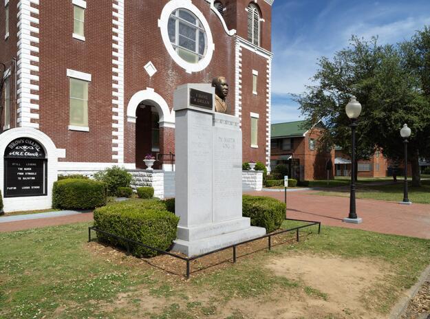 Brown Chapel AME Church, Selma AL (c) William Abranowicz