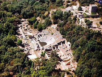 BUTRINT ARCHAEOLOGICAL SITE