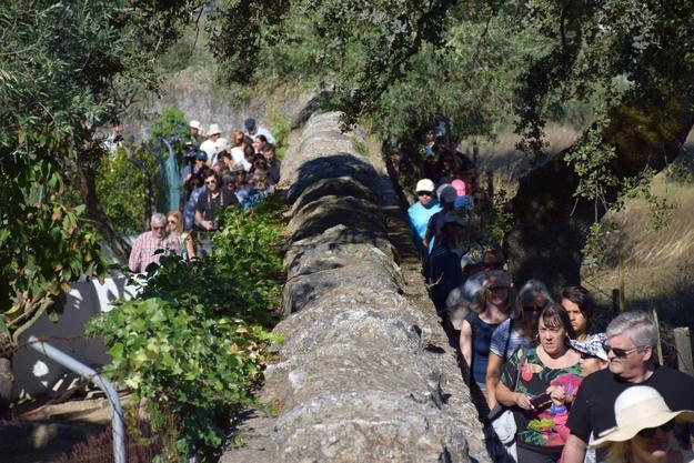 Agua da Prata Aqueduct Watch Day