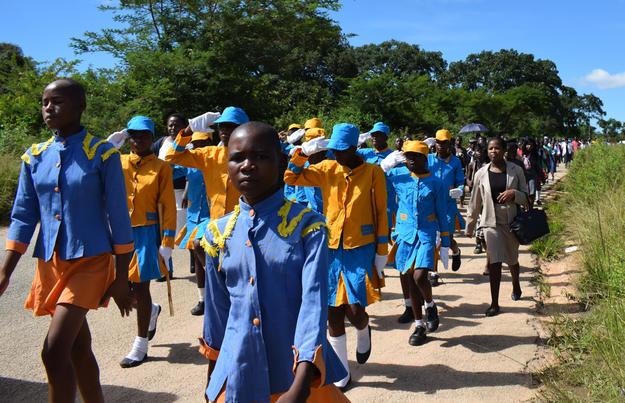 Great Zimbabwe Watch Day