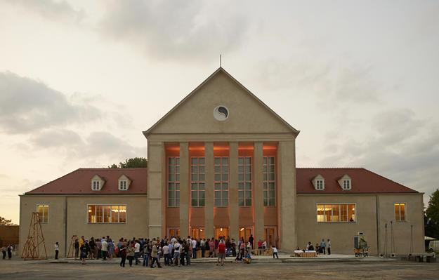 Festspielhaus Hellerau, credit: Wikimedia Commons/Stephan Floß