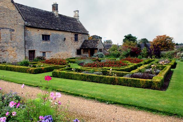 Rose garden, 2004