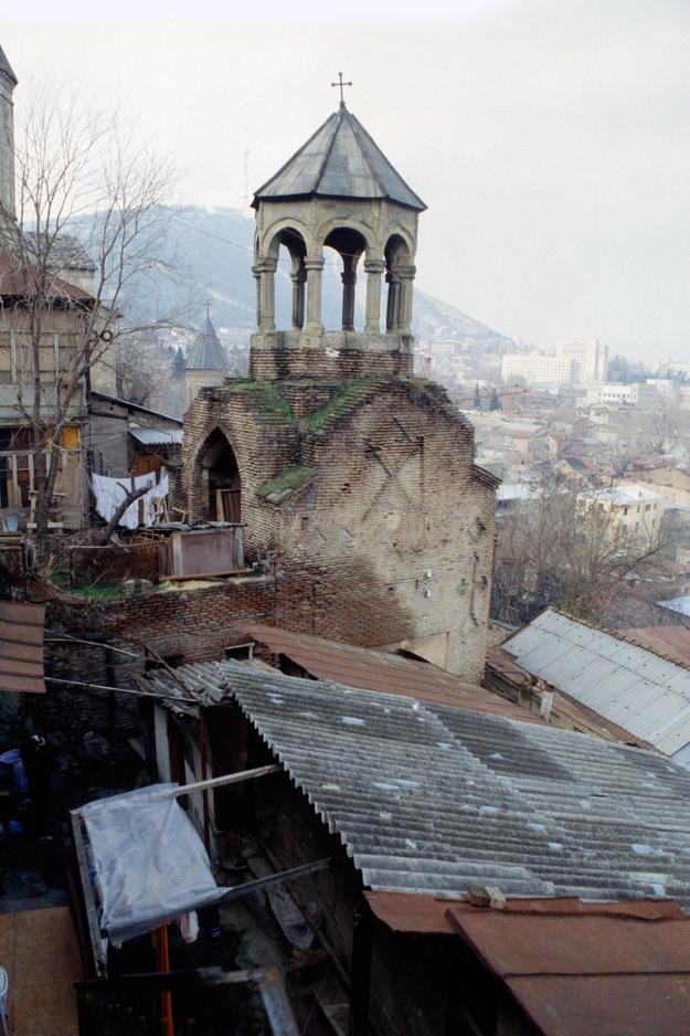 Betlemi belltower, 2000