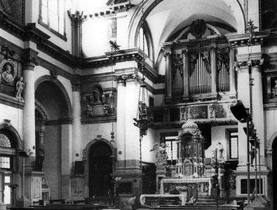 SANTA MARIA DEL GIGLIO CHURCH (SANTA MARIA ZOBENIGO)