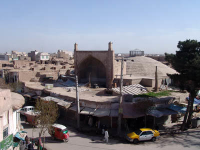 OLD CITY OF HERAT